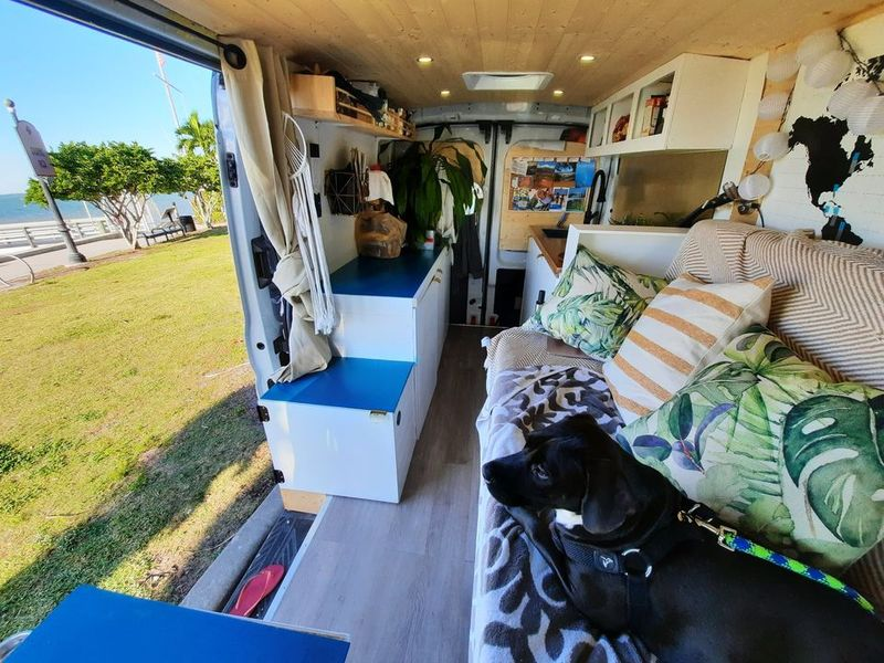 Picture 3/12 of a 2017 Ford Transit Van for sale in Miami, Florida