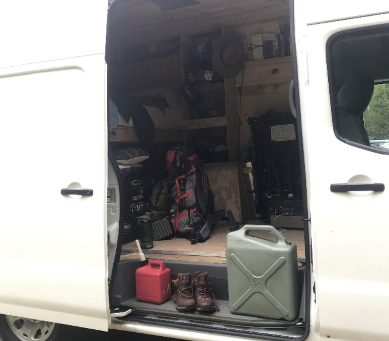 Picture 1/6 of a Nissan NV 2500 Highroof for sale in Barrington, Rhode Island