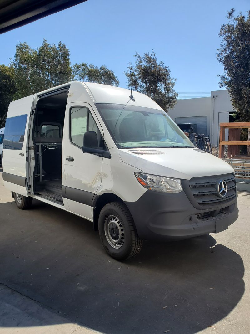 Picture 5/7 of a TriMax For Two Campervan For Sale for sale in Simi Valley, California