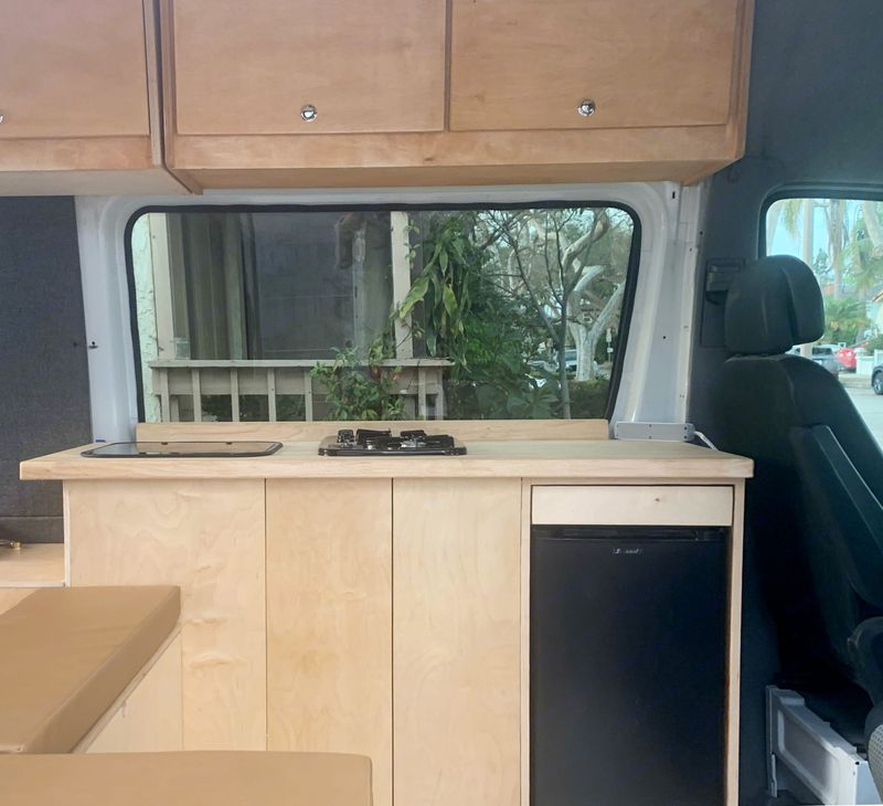 Picture 3/5 of a BEST OFFER! 2008 Mercedes Van - 2020 Conversion  for sale in Los Angeles, California