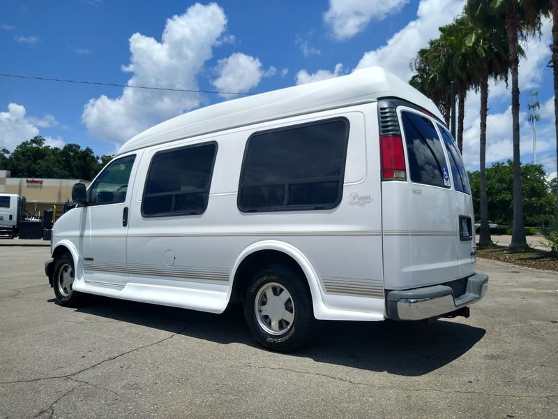 Picture 2/32 of a 1997 Chevy Express 1500CamperVan(Mobility-sleeper) for sale in Tallahassee, Florida