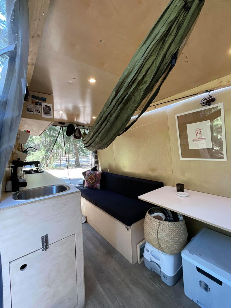 Picture 6/8 of a Dodge Sprinter Camper van for sale in Rexford, Montana
