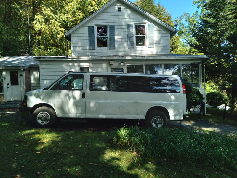 Picture 2/14 of a 2019 Chevy Express Van - Conversion Started for sale in Leeds, Massachusetts