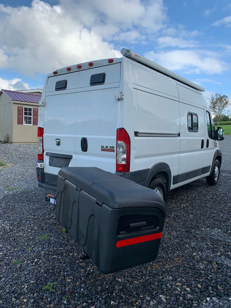 """Picture 2/19 of a 2014 Dodge Promaster 2500 136"""" High Roof (Shorty) for sale in Millerstown, Pennsylvania"""