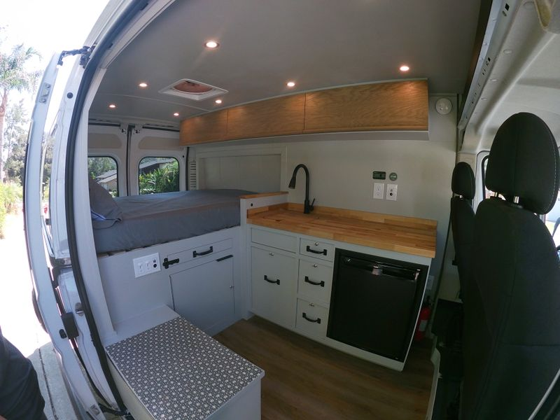 """Picture 3/14 of a 2020 Ram Promaster 136"""" """"Luda"""" for sale in Los Angeles, California"""