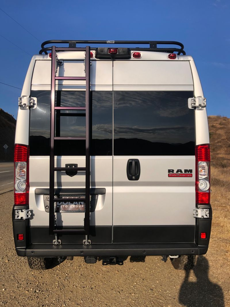 Picture 3/16 of a 2021 Promaster  for sale in Agoura Hills, California