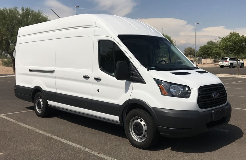 Picture 1/22 of a 2018 Ford Transit 250 High Roof Extended  for sale in Tonopah, Arizona