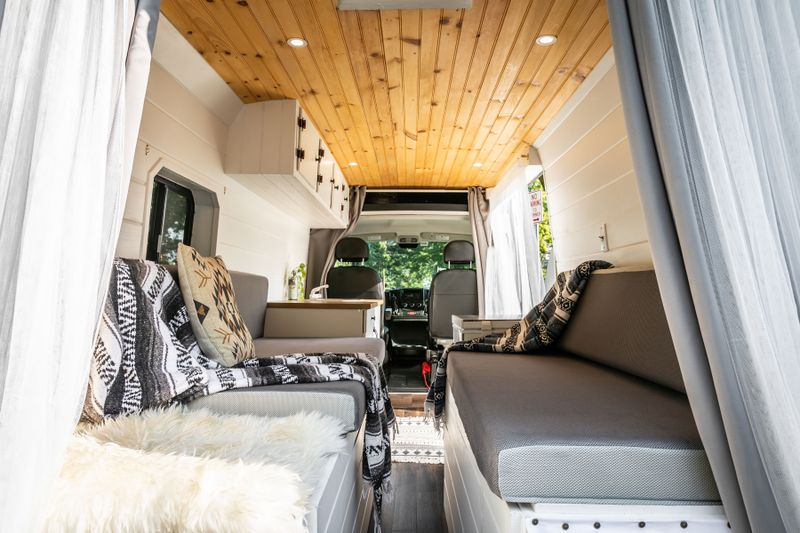 Picture 1/13 of a 2017 Ram Promaster 2500 High-Roof Converted Van  for sale in Chattanooga, Tennessee