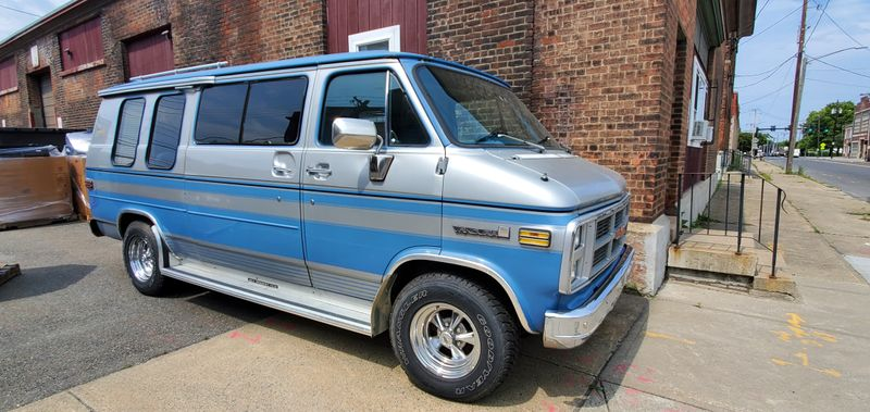 Picture 3/14 of a 1984 GMC 2500 Vandura for sale in Albany, New York