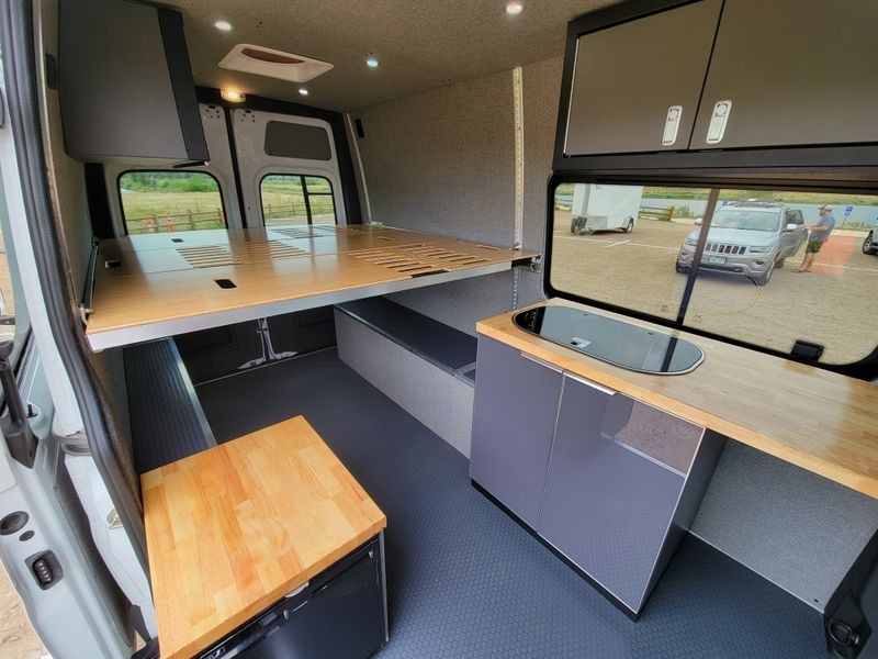 Picture 3/8 of a 2020 Mercedes Sprinter 4x4 Campervan for sale in Littleton, Colorado