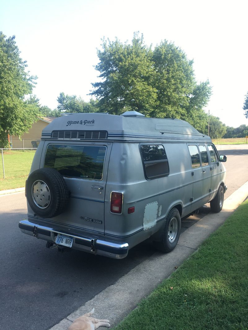 Picture 4/11 of a 1989 Dodge Hi Top 2500, 113k, runs great  for sale in Wichita, Kansas