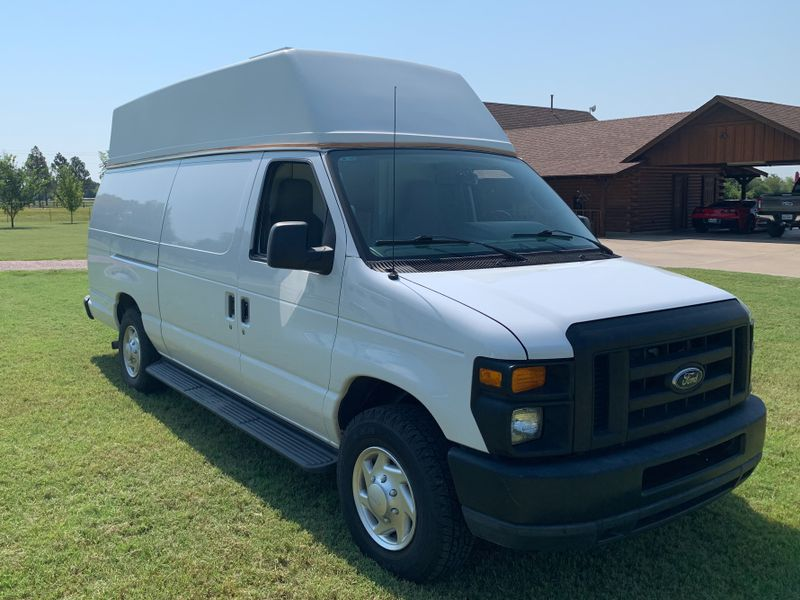 Picture 5/23 of a Fully Converted 2011 Ford E350 for sale in Whitesboro, Texas