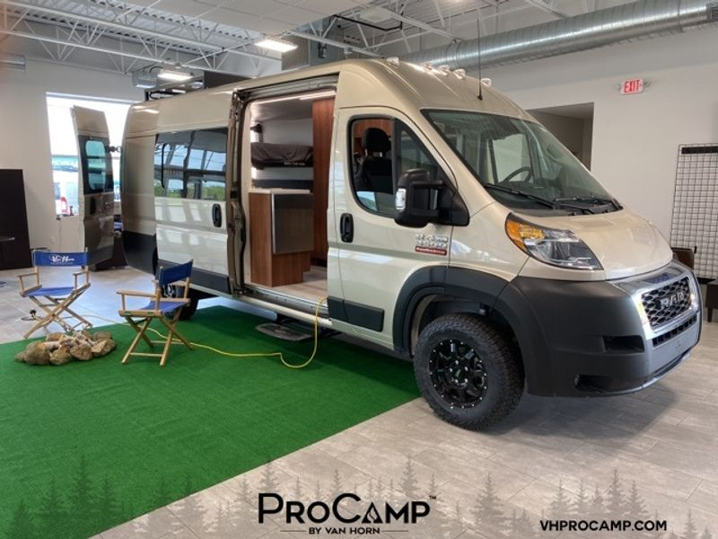 Picture 1/27 of a 2021 ProCamp by Van Horn-Base Jumper (B216809N) for sale in Plymouth, Wisconsin