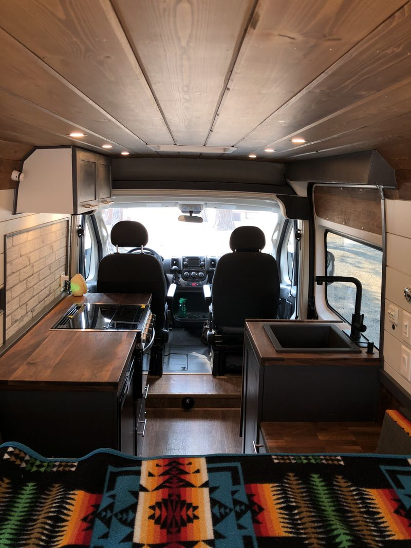 Picture 6/14 of a 2020 Promaster 3500 Extended, High Roof for sale in Bend, Oregon