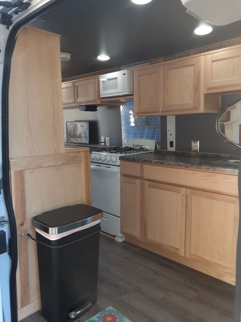 Picture 6/12 of a 2017 Dodge RAM ProMaster High Roof Extended Camper for sale in Mesa, Arizona