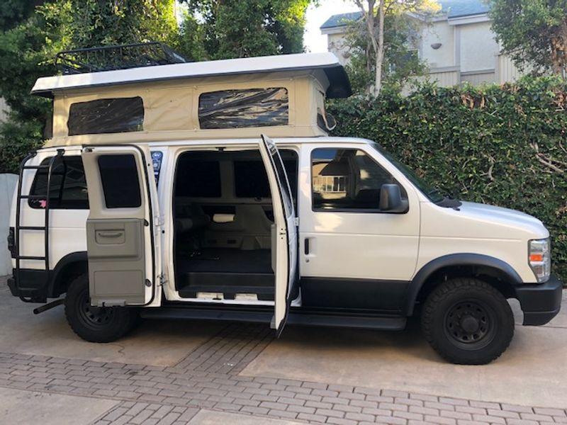 Picture 3/16 of a 2014 Ford E-150 Sportsmobile camper conversion for sale in Redondo Beach, California