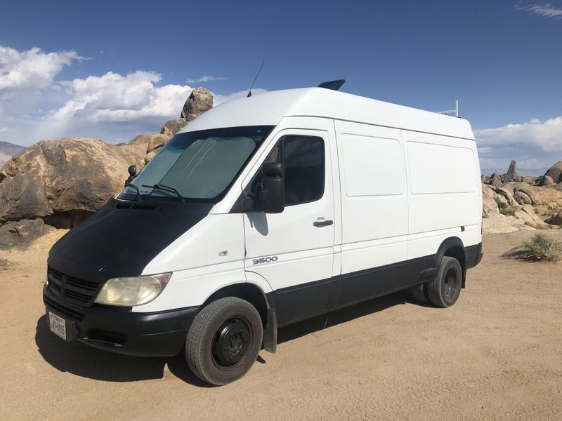 Picture 1/11 of a 2006 Dodge Sprinter 3500 for sale in Los Angeles, California