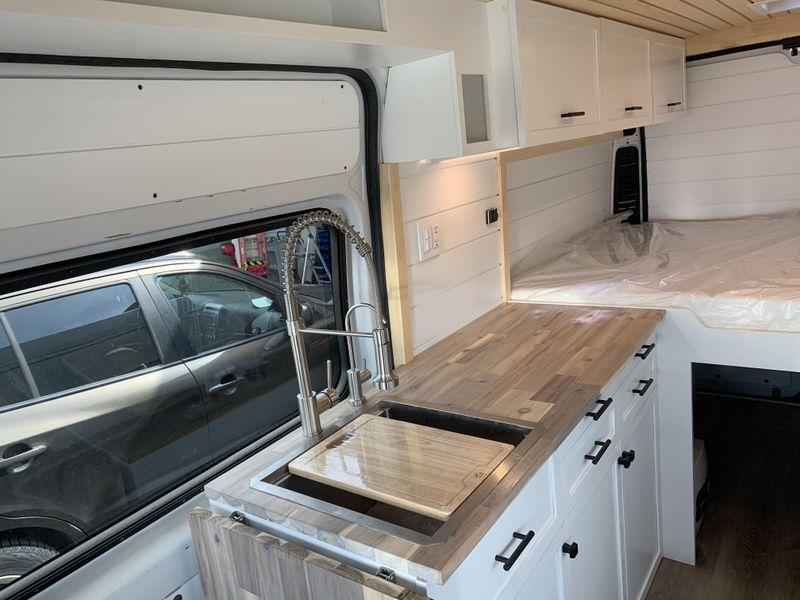 Picture 4/9 of a Beautiful New Conversion in a 2014 Promaster for sale in Buffalo, New York