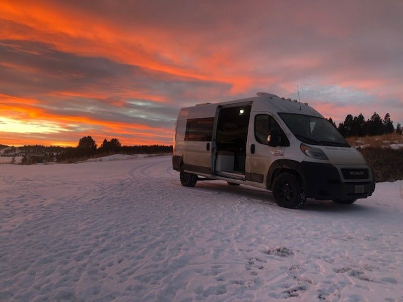 Picture 1/15 of a 2020 ProMaster, low miles, converted  for sale in Missoula, Montana