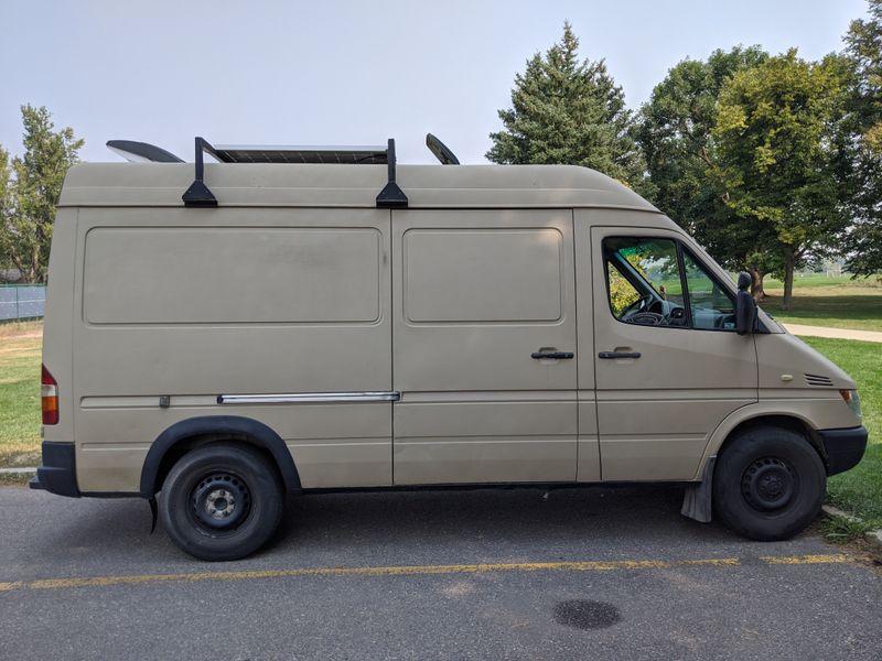 Picture 4/34 of a 2006 Dodge Sprinter Turnkey Camper Van for sale in Boulder, Colorado