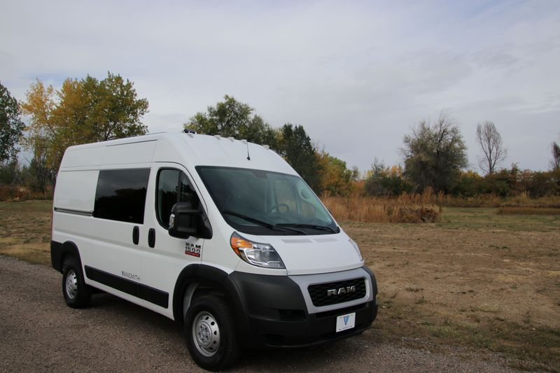 """Picture 3/13 of a The Vansmith- 136"""" Ram Promaster Conversion for sale in Boulder, Colorado"""