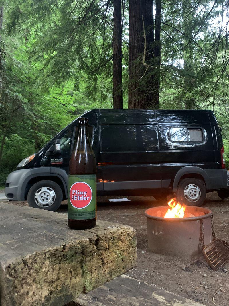 Picture 1/5 of a 2014 Dodge RAM ProMaster 2500 Camper Van for sale in Cincinnati, Ohio