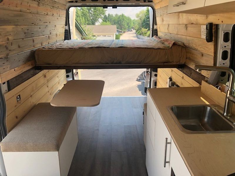 Picture 2/15 of a 2020 ProMaster, low miles, converted  for sale in Missoula, Montana
