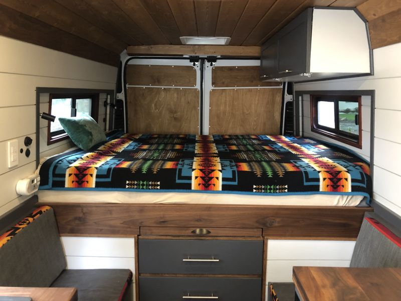 Picture 4/14 of a 2020 Promaster 3500 Extended, High Roof for sale in Bend, Oregon