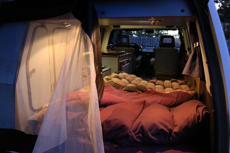 Picture 4/12 of a 1984 VW Camper Van for sale in Olympia, Washington