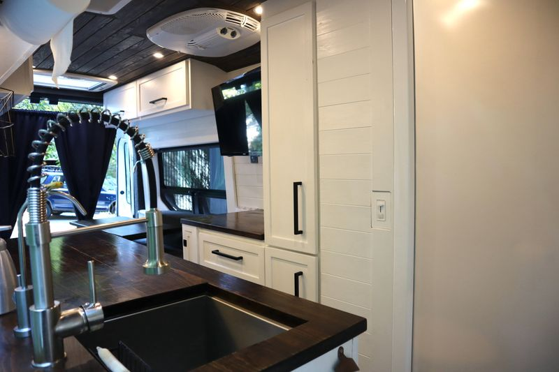 Picture 4/24 of a 2019 Ford Transit 250 extended, lightly used for sale in Asheville, North Carolina