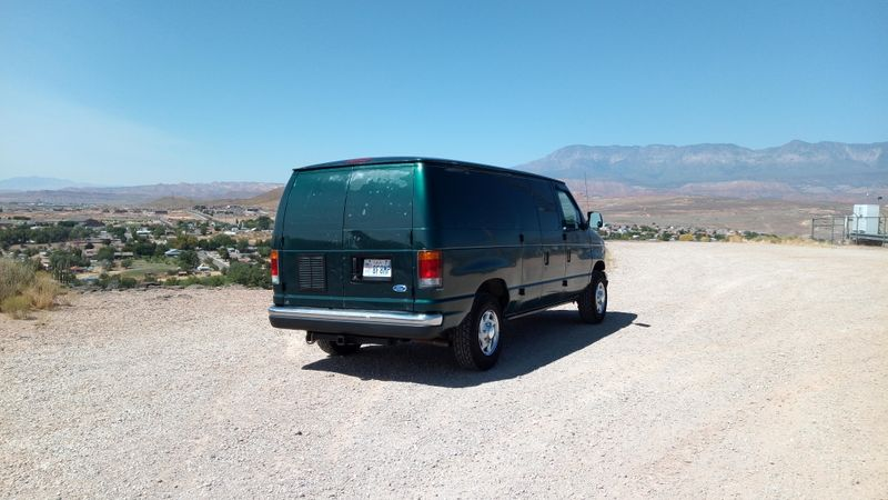 Picture 4/39 of a 1994 Ford E250 Cargo - Camper Van for sale in Hurricane, Utah