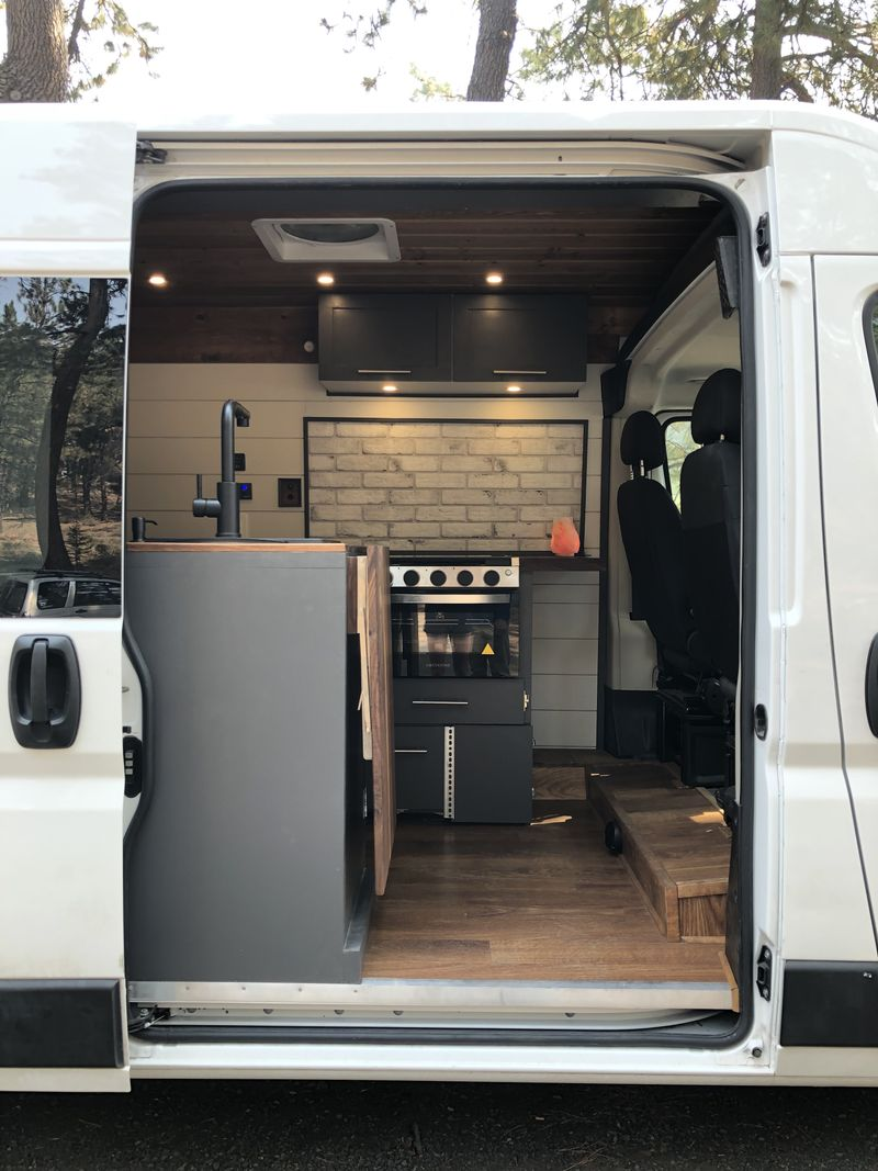 Picture 2/14 of a 2020 Promaster 3500 Extended, High Roof for sale in Bend, Oregon