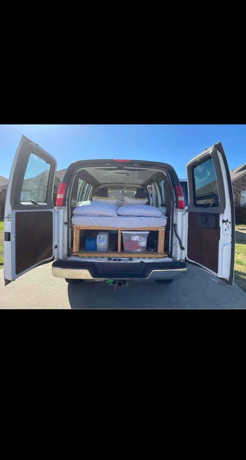 Picture 1/7 of a 2006 Chevy Express 3500 Camper Van for sale in Sulphur, Louisiana