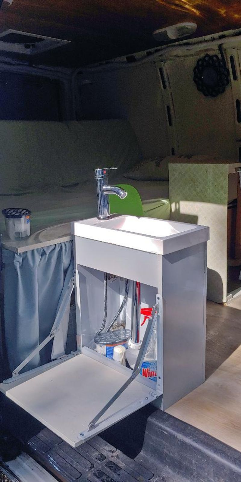 Picture 2/12 of a Solar conversion van for sale in New Smyrna Beach, Florida