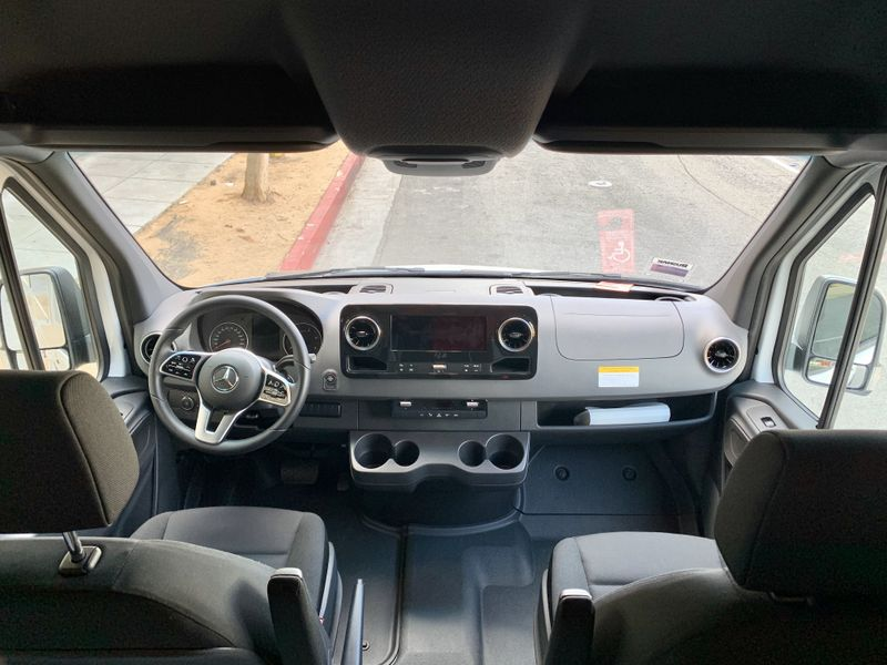 Picture 5/27 of a 2019 Mercedes Sprinter 144 for sale in Pasadena, California