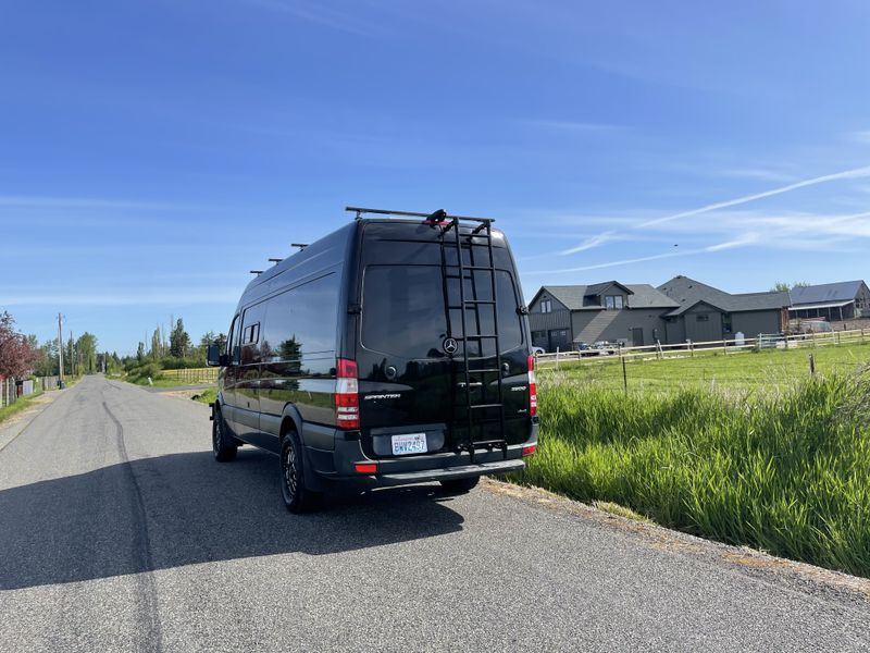 Picture 2/18 of a 2017 Mercedes sprinter 4x4 camper for sale in Seattle, Washington