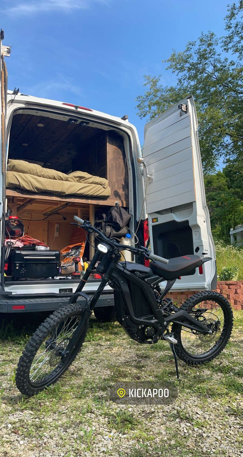Picture 3/8 of a 2016 Ford Transit High Roof for sale in Milwaukee, Wisconsin