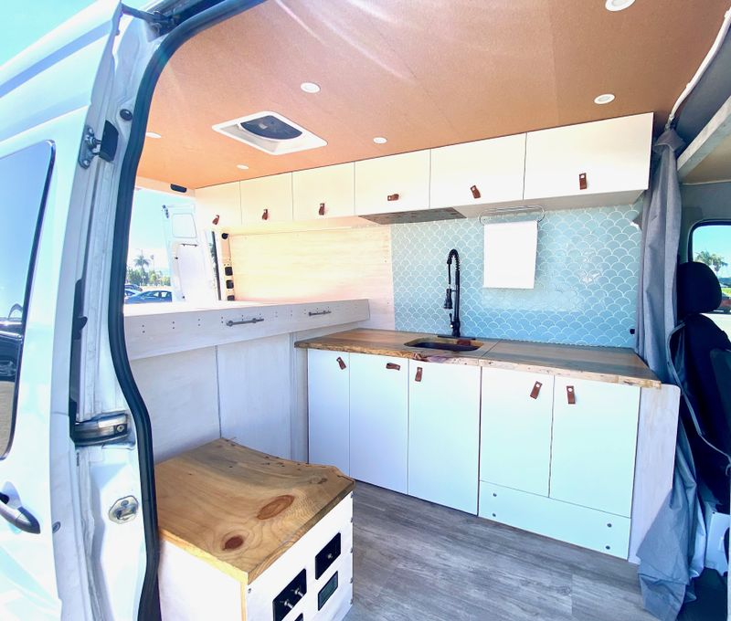 Picture 1/20 of a Fully outfitted Custom Hi-top Sprinter 144 van for sale in San Diego, California