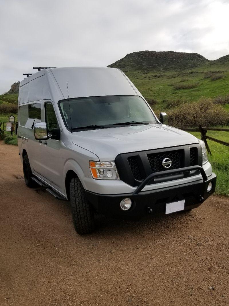 Picture 4/22 of a 2018 Nissan NV2500 4x4 Camper Van 5.6L V8 for sale in Fort Collins, Colorado