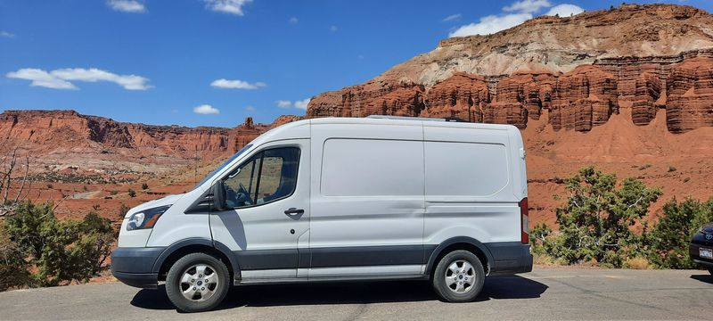 Picture 1/12 of a 2017 Ford Transit Van for sale in Miami, Florida