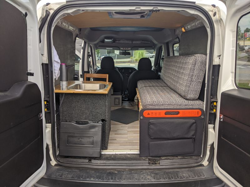 Picture 1/15 of a 2019 Dodge Promaster City Camper Van  for sale in Greer, South Carolina