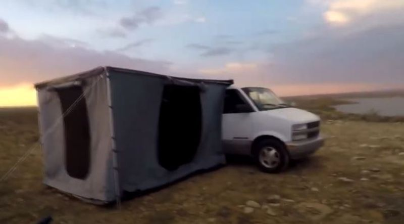 Picture 1/22 of a 2000 Chevrolet Astro 4x4 Camper for sale in Salt Lake City, Utah