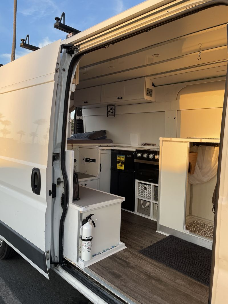 Picture 3/27 of a ITS Back, New Build New Engine  Nice Ram Promaster  for sale in Huntington Beach, California