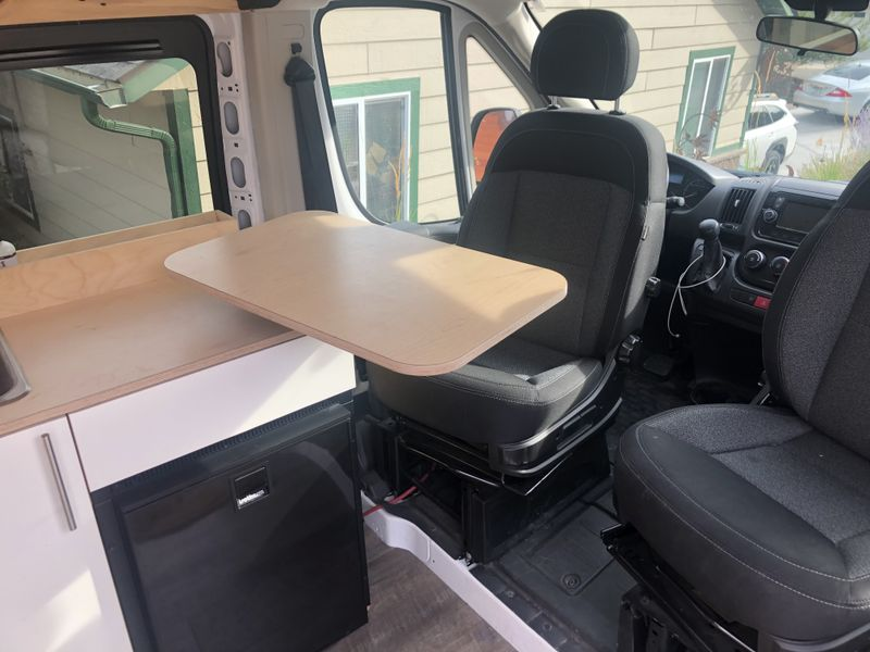 Picture 6/15 of a 2020 ProMaster, low miles, converted  for sale in Missoula, Montana