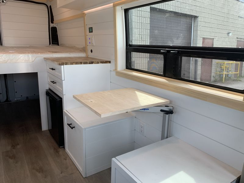 Picture 3/9 of a Beautiful New Conversion in a 2014 Promaster for sale in Buffalo, New York
