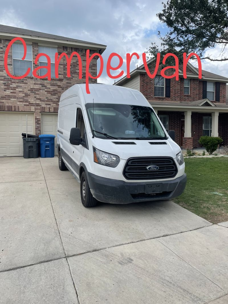 """Picture 1/12 of a 2017 Ford Transit 250 LWB, 148"""" high roof 3 Door for sale in San Antonio, Texas"""