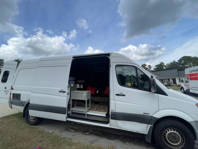 Picture 5/22 of a Mercedes sprinter camper van  for sale in Raeford, North Carolina