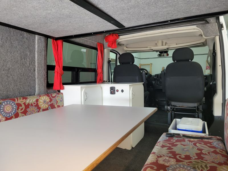 Picture 3/13 of a 2018 RAM Promaster High Roof 1500 Campervan for sale in Littleton, Colorado