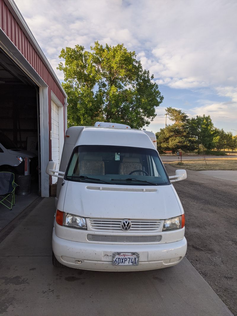 Picture 5/12 of a 2002 Volkswagen Rialta for sale in Westminster, Colorado