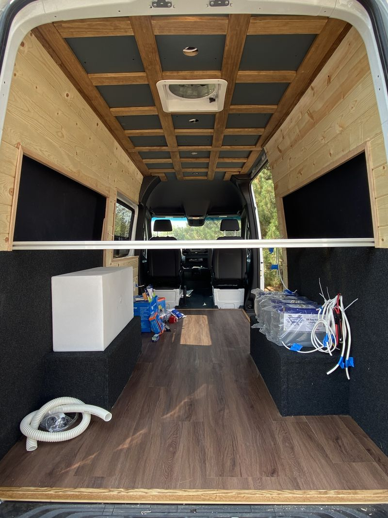 """Picture 4/9 of a 2020 Mercedes Sprinter 144"""" WB DIY Ready for sale in Denver, Colorado"""
